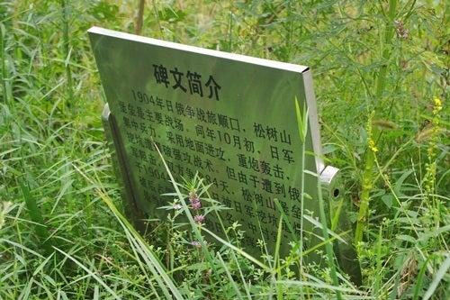 中国大連生活・観光旅行ニュース**-旅順 松樹山堡塁