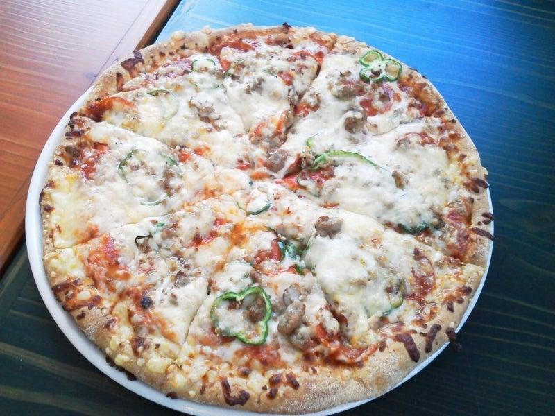 BeerGirl‐wankoの日常-Kozy's Pizza