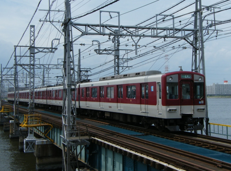 阪神なんば線近鉄車両02
