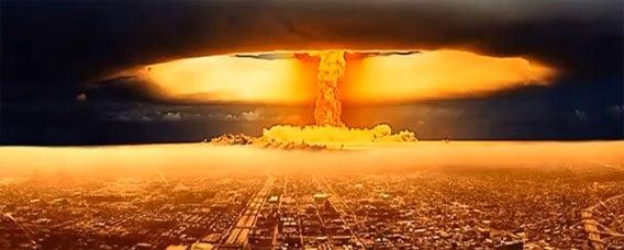 核攻撃を受けた時に流されるアメリカの国家緊急警報サイレン音 音史のブログ