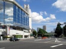 やっさんのGPS絵画プロジェクト -Yassan's GPS Drawing Project--17信濃町駅