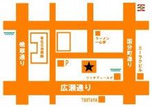 $ANTLION blog-店舗地図