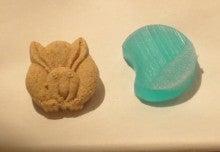 $とやま定住コンシェルジュ 3代目のブログ-復興支援の干菓子