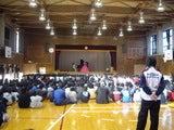 神根小学校 山田&堀口 体育館