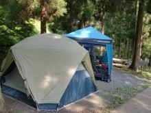 macoのブログ-テント