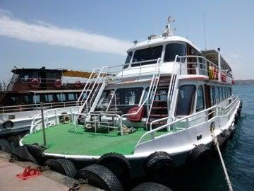 ボスフォラスクルーズ船