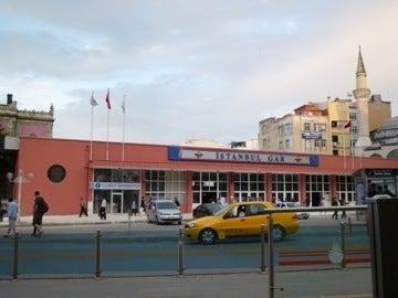 イスタンブール中央駅