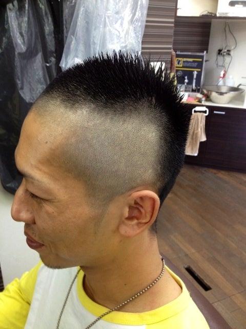 流行りの髪型 メンズ