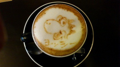 琥珀色の魔法 代官山のコーヒーカフェMochaxana(モカザナ)