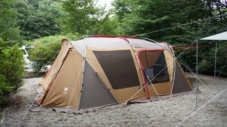 $初めてのオートキャンプ!子供と一緒にキャンプに行こう!-キャンプ・アンド・キャビンズ2012-8-12-7