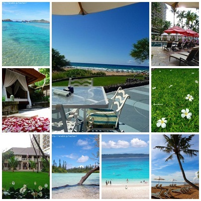 $旅のおもひで雑記帳 ~南の島に行きたいな。