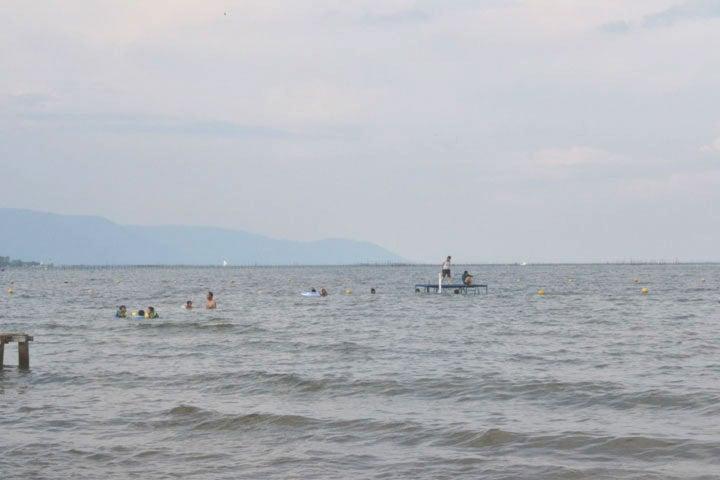 Umebro-lake