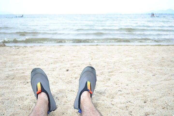 Umebro-feet