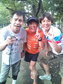 100Kマラソン世界記録保持者の砂○貴裕と愉快な仲間ゲソ!ブログ