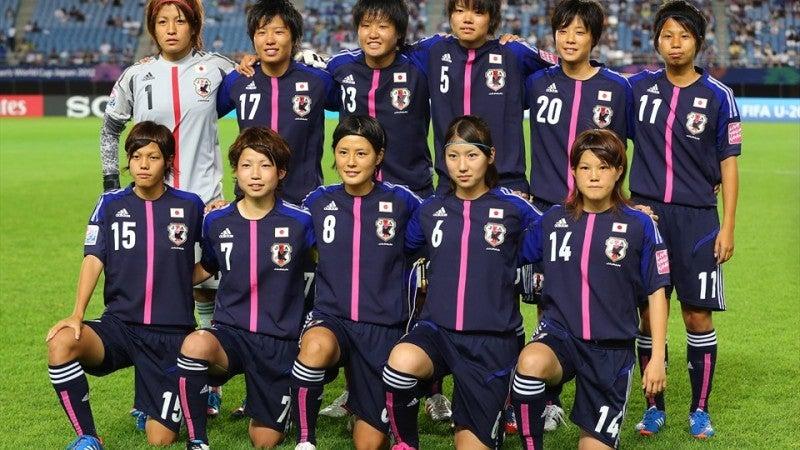 サッカー日本代表 ヤングなでしこ U-20女子ワールドカップ メキシコ戦