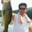 最近の遠賀川と野池