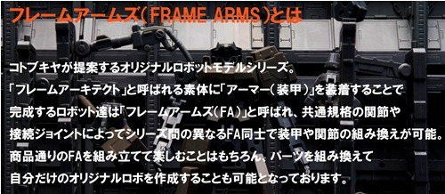 FRAMEARMS BLOG