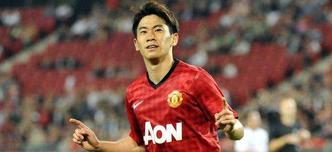 サッカー日本代表 マンチェスターユナイテッド 香川真司