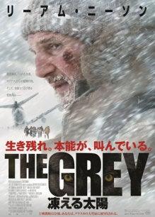 勝手に映画紹介!?-THE GREY 凍える太陽