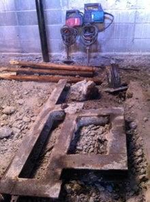 京町家を買って改修する男のblog-鉄骨