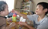 自分を大切にできる育自講座 福岡 カウンセリング セミナー講師 企業研修 育児 心理テスト 木の絵-息子たち