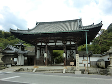 赤と黒-石山寺