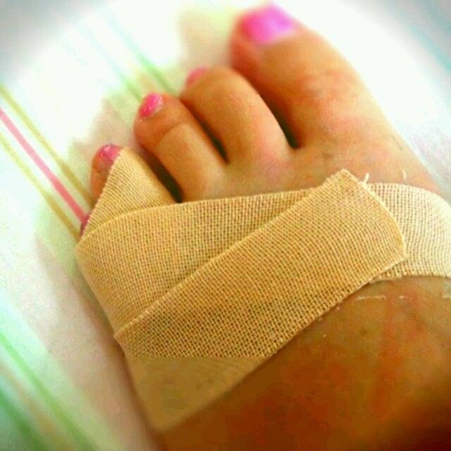 """画像 : なぜ""""小指""""をぶつけるとこんなに痛いのか。 - NAVER まとめ"""