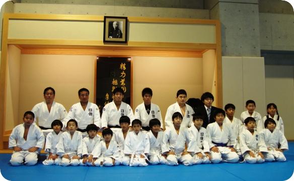 横浜市青葉区  日体ジュニア柔道クラブ-メッセージボード-日体ジュニア柔道クラブ