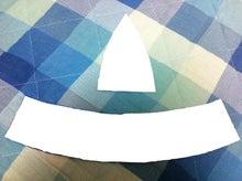 幸福ドミノ-帽子型紙