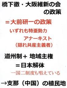 $日本人の進路-橋下徹・大阪維新の会の基本政策