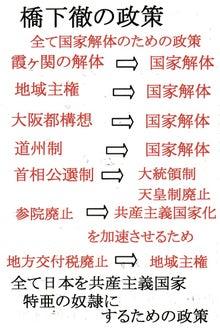 $日本人の進路-橋下徹の政策.