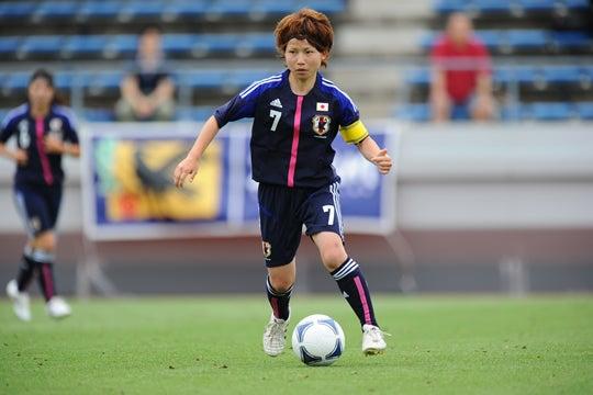 サッカー日本代表 ヤングなでしこ メンバー 藤田のぞみ