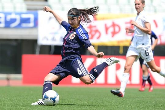 サッカー日本代表 ヤングなでしこ メンバー 仲田歩夢