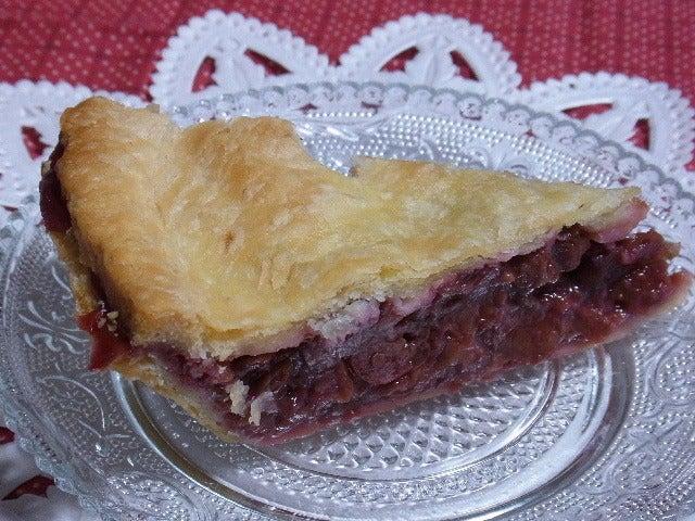 初心者でも簡単 ケーキ教室 プチ タ プチ Petit a Petit           基本の「き」からマスターできます♪-チェリーパイ