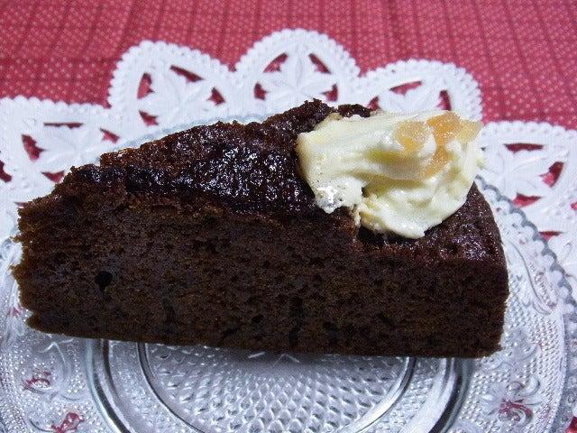 初心者でも簡単 ケーキ教室 プチ タ プチ Petit a Petit           基本の「き」からマスターできます♪-ジンジャーケーキ