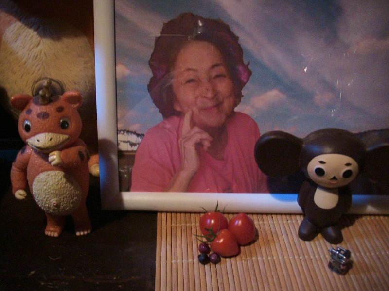 おまけ道@琵琶湖畔で実家生活♪ポテチンっ♪-20120825