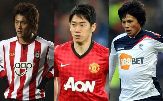 サッカー日本代表 日本人 プレミアリーグ