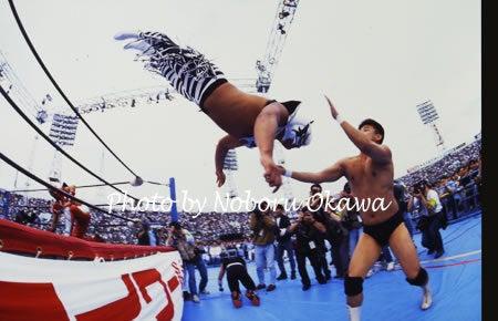 プロレスカメラマン 大川 昇のブログ