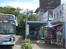 腐ってやがる・・・ぷログ-油壺のバス停