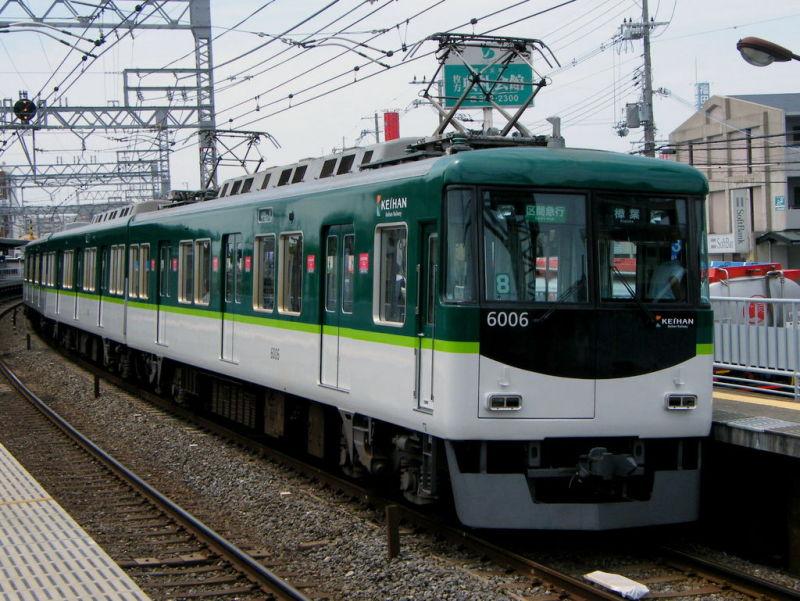 京阪6000系区間急行
