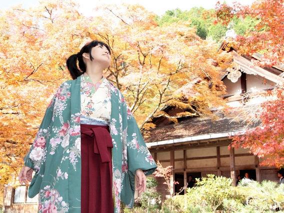 着物を通じ、家族の幸せを。えり正-着物_袴
