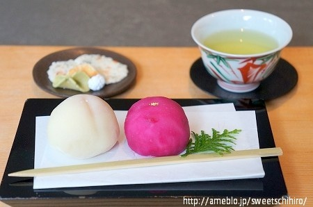 大阪スイーツレポーターちひろの辛口スイーツランキング-餅匠 しづく 大阪のおいしい和菓子店