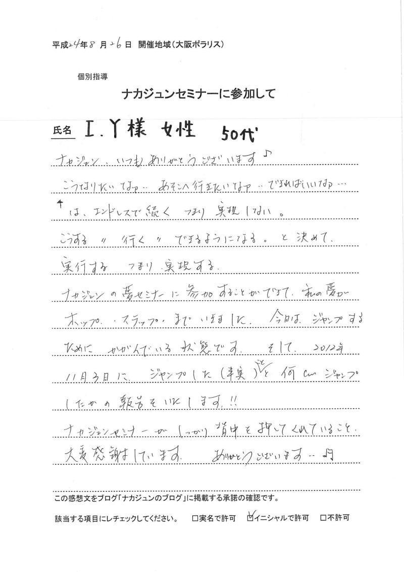 夢を叶える記憶術 ナカジュンのブログ