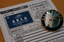 $リターンライダー立ちゴケ日記-ARCA2012会員更新