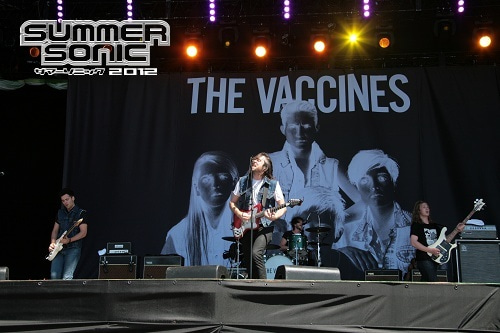 $SNOW BLIND WORLD-THE VACCINES