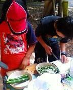 コミュニティ・ベーカリー                          風のすみかな日々-昼食づくり