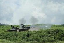 鉄とゴールドの日々-2-87式全力射撃