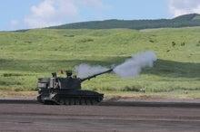 鉄とゴールドの日々-2-155mm自走榴弾砲