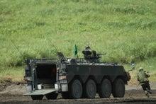 鉄とゴールドの日々-2-96式装輪装甲車