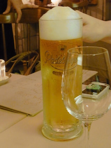 神戸のカラーリスト スタイリスト  トータル素敵プロデューサー☆みつこのブログ-ドイツビール